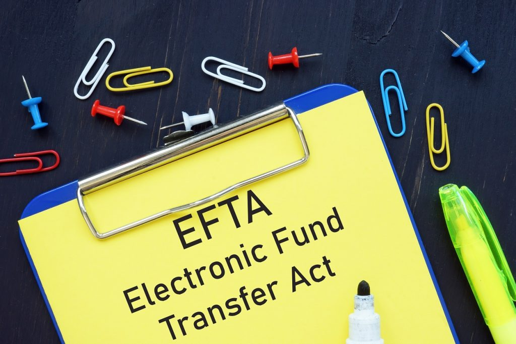 Electronic Funds Transfer Act